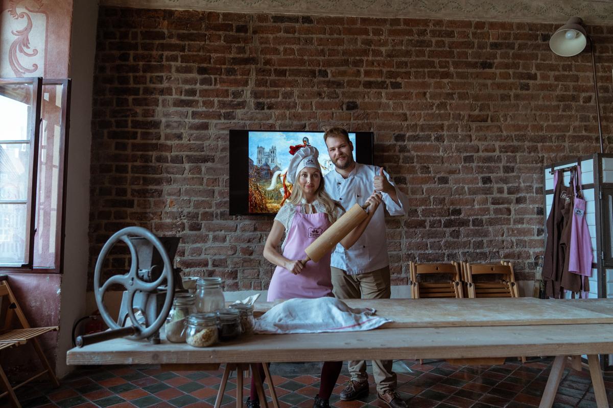 croissant museum poznan poland