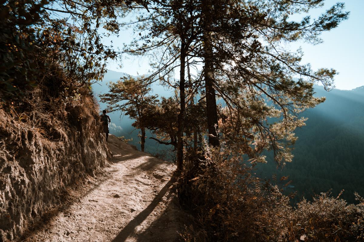 Hike to Tigers Nest Bhutan