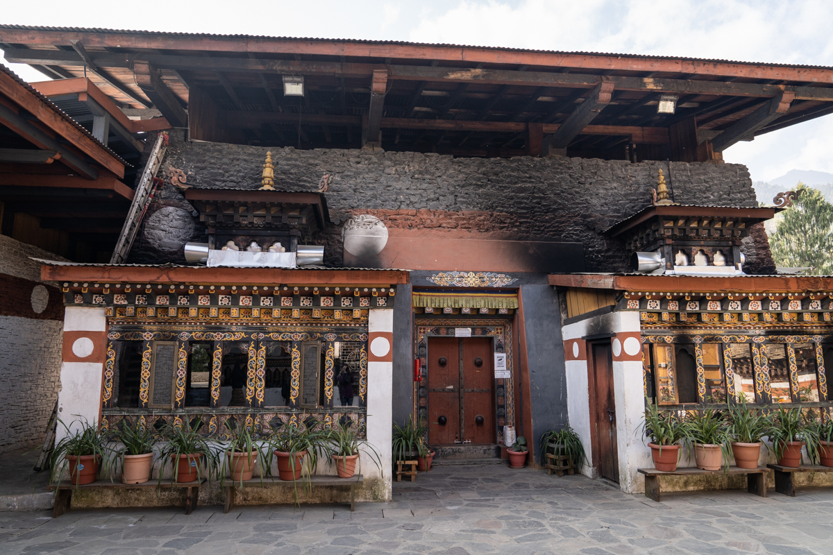 Changangkha Lakhang