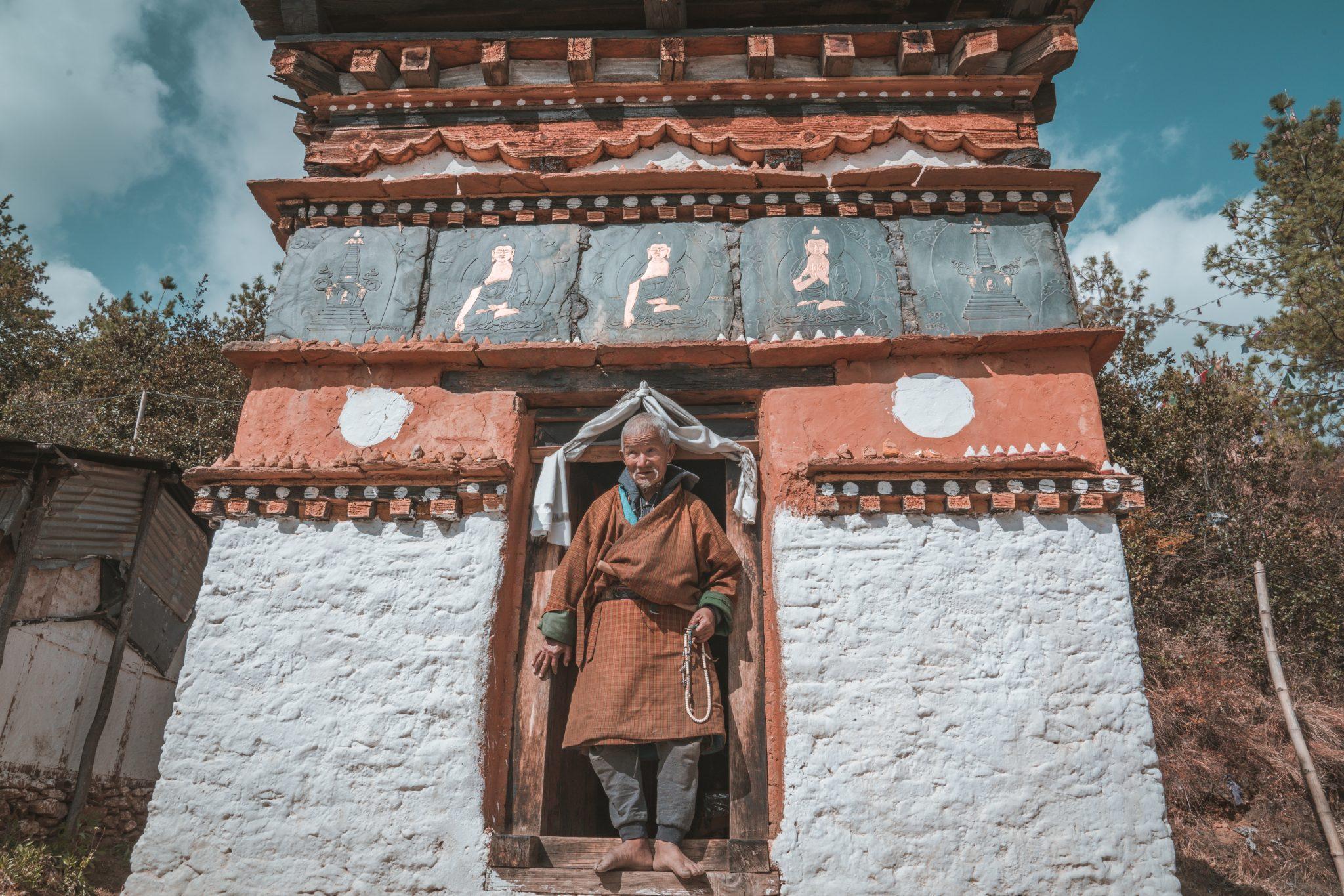 hike thimphu bhutan