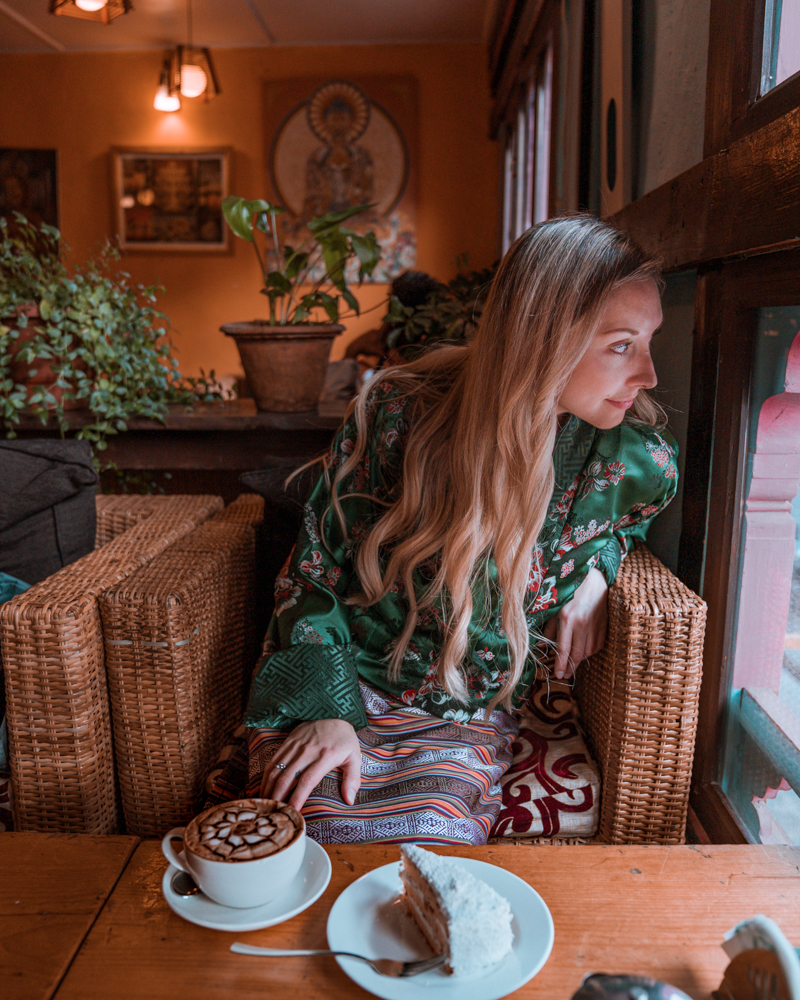 Champaca Cafe Paro