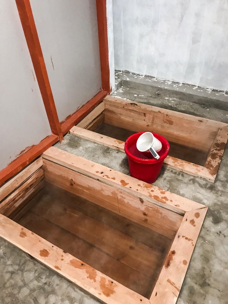 Hot Stone Bath Bhutan
