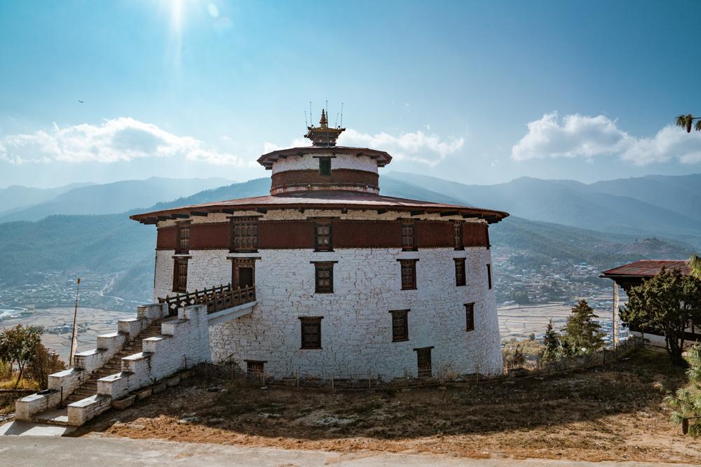 national museum bhutan paro