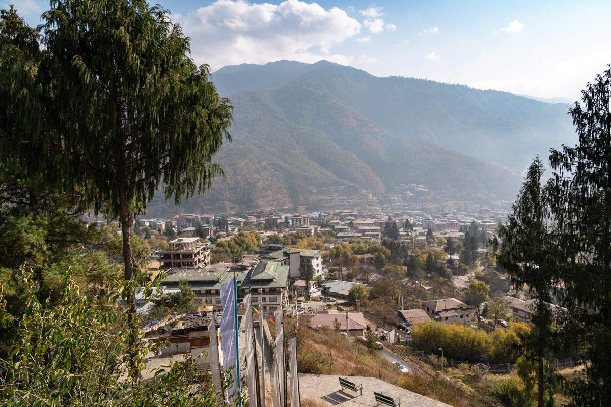 Changangkha Lakhang Bhutan