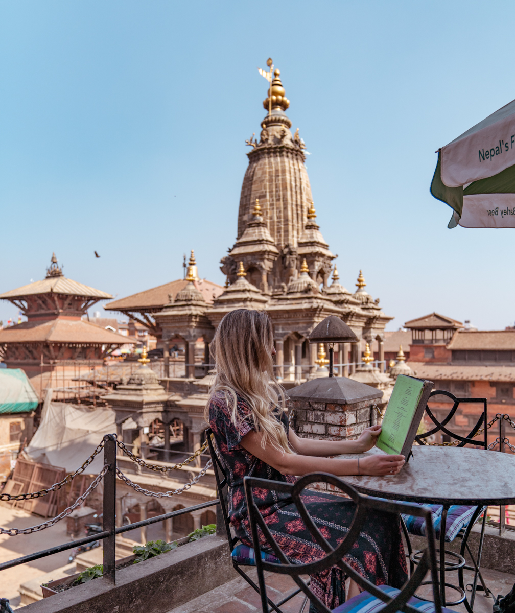 Third World Restaurant Patan Durbar Square