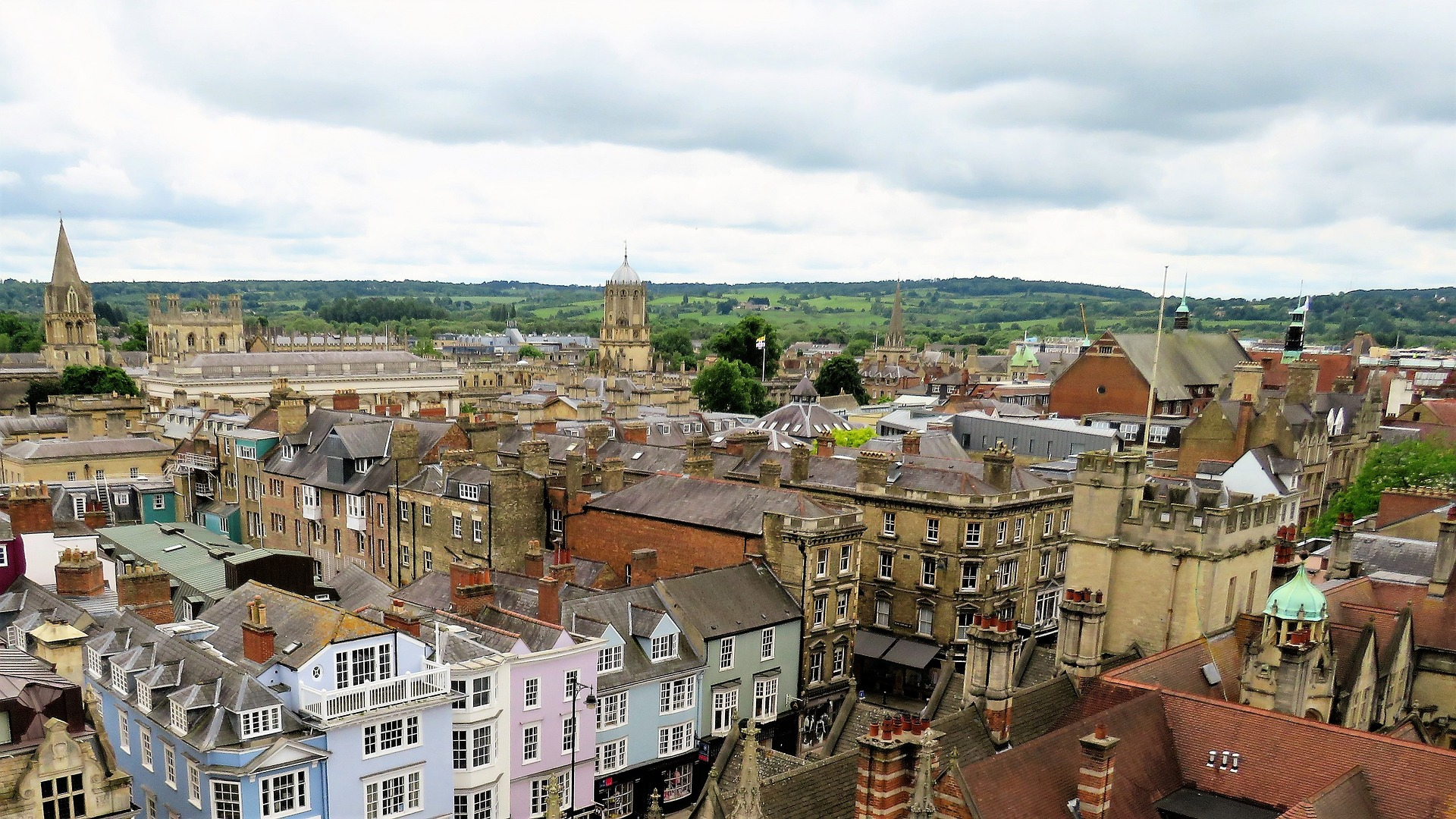 Oxford visit on Cotswold itinerary