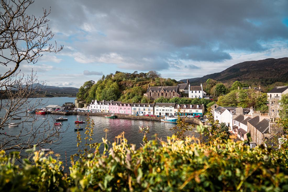 Portee Isle of Skye
