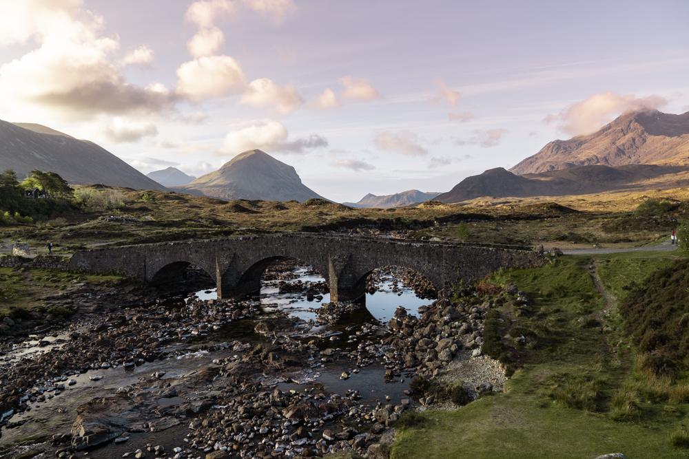 Sligachan Bridge Isle of Skye
