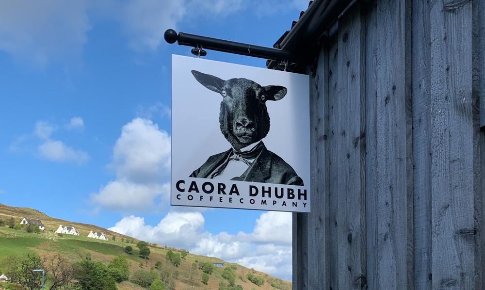 Caora Dhubh Coffee Company