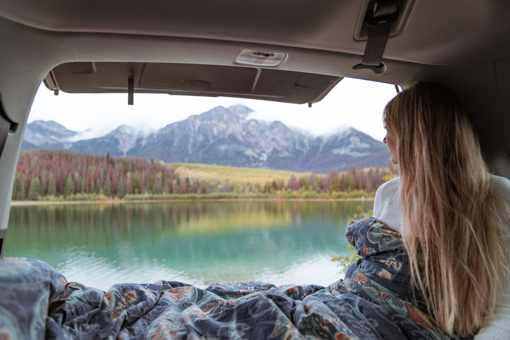 Patricia Lake Jasper