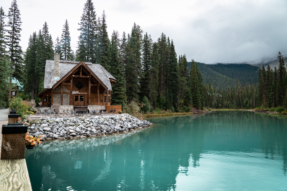 Emerald Lake Lodge Yoho National Park