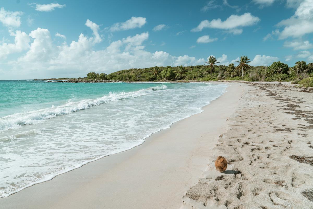 Playa La Chiva Vieques